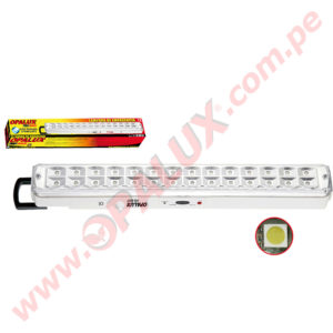 HB-890T Lámpara de emergencia de 28LED SMD