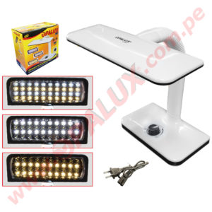 "OP-5031 Lámpara de Escritorio ""OPALUX"" 40 LED SMD Dimable"