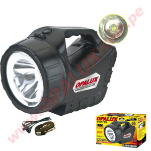 HB-2401 Spotlight Super bright LED Rechargeable 3Watts