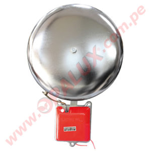 82.10.220 Timbre campana industrial 8""
