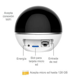 EZVIZ Mini 360 CT5