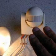 Instalacion Sensores de Movimiento