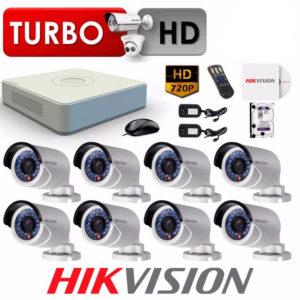 Kit-Hikvision-8ch tubos